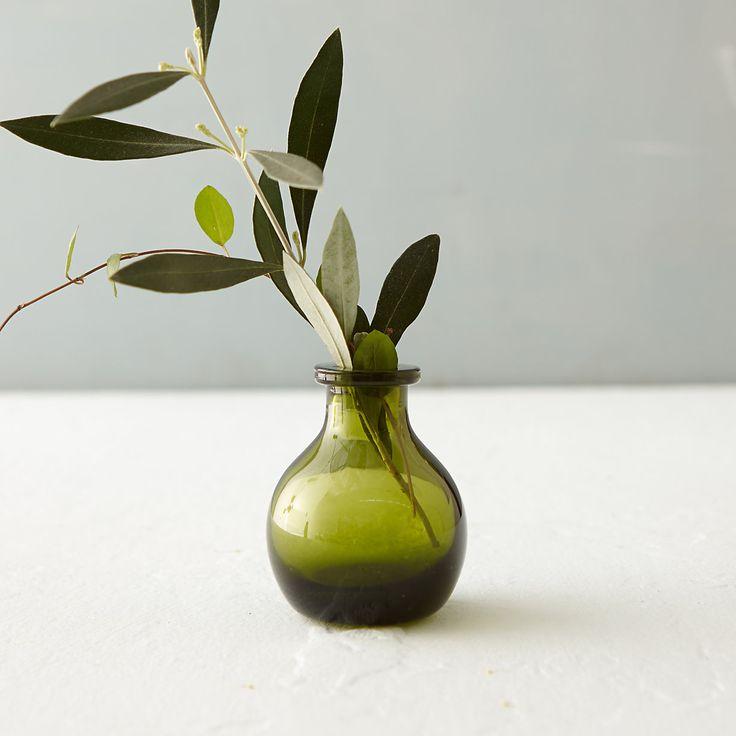 Inkwell Bud Vase, $8