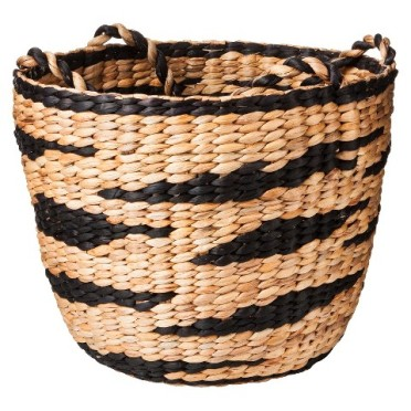 Nate Berkus - Water Hyacinth Basket, $34.99