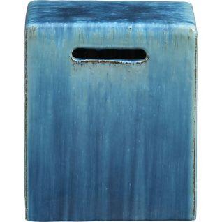 Crate & Barrel - Carilo Garden Stool, $139