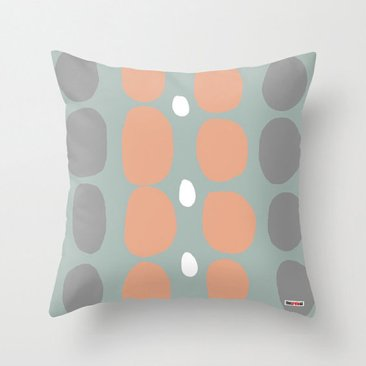 The Gretest - Beads Outdoor Pillow, $54