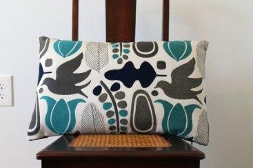 A Chair Salon - Robert Allen for Beacon Hill Sunbrella Print, $90