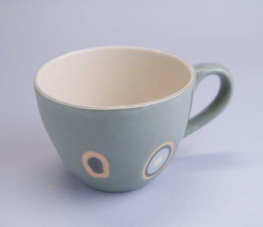 Stoneware Coffee Mug, $34