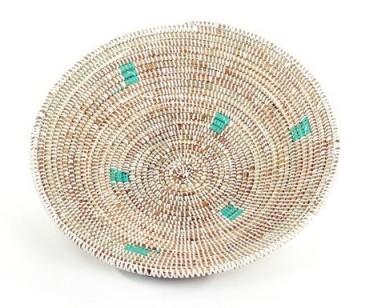 """Bespoke Binny UK - Woven 12"""" Basket, $32"""