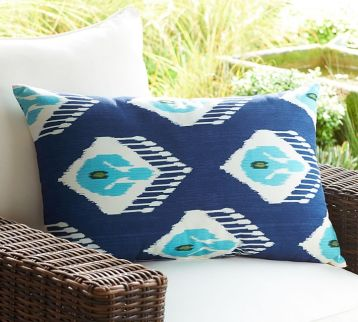 Pottery Barn - Katrea Outdoor Pillow, $49.50