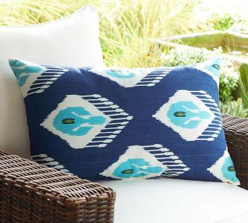 Pottery Barn - Katrea Outdoor Pillow, $49.50