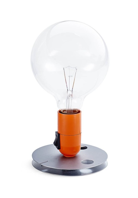 Flos Orange Lampadina Table Lamp, $159