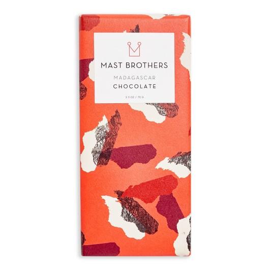 Mast Brothers Organic Chocolate Madagascar Bar, $9