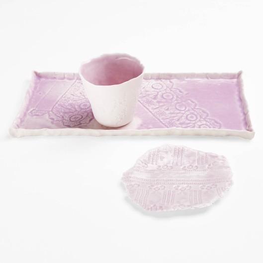 Valerie Casado Lavender Bath Collection