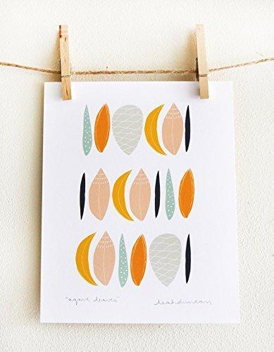 Leah Duncan - Agave Leaves Print, $22