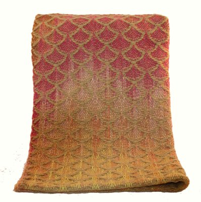 Phaneuf Pharm Weaving and Yarn - Handwoven Cotton Dishtowel, $24