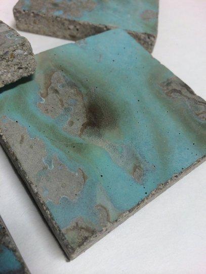 Urban Concrete Design - Concrete Coasters, $19