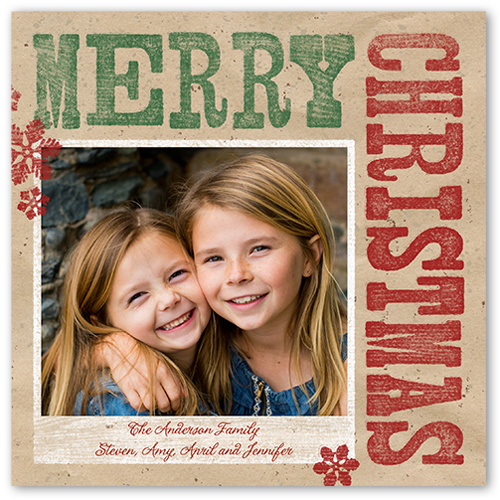 Shutterfly - Stamped Sentiments