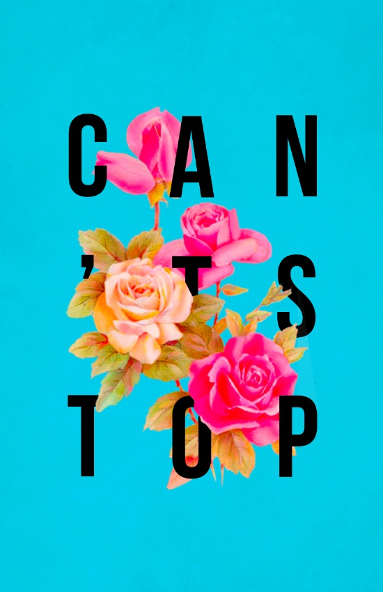 cant-stop-flower-poster-prints