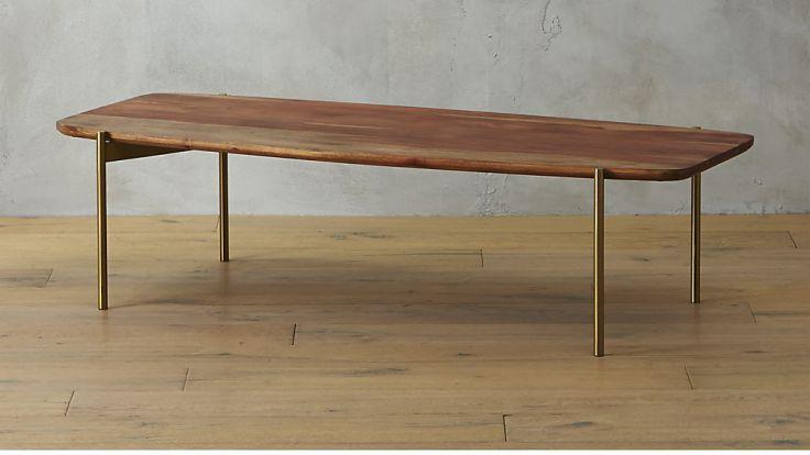 CB2 - Adam Coffee Table, $429
