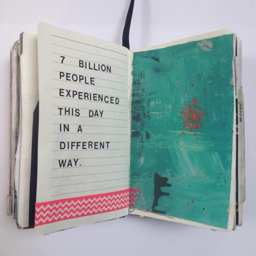 7 Billion People